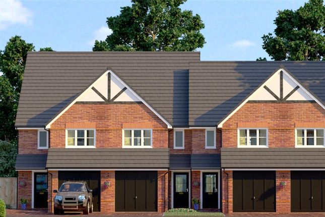 Thumbnail Terraced house for sale in New Road, Ascot, Berkshire