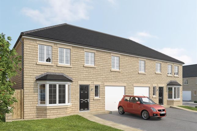 Thumbnail 4 bed property for sale in Regent, White House Farm, Holdsworth Road, Holmfield, Halifax