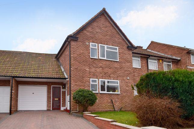 Thumbnail Terraced house for sale in Green Meadow Road, Selly Oak, Birmingham