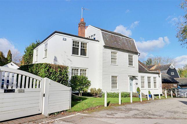 Thumbnail Detached house for sale in Burtons Mill Mill Lane, Sawbridgeworth, Hertfordshire
