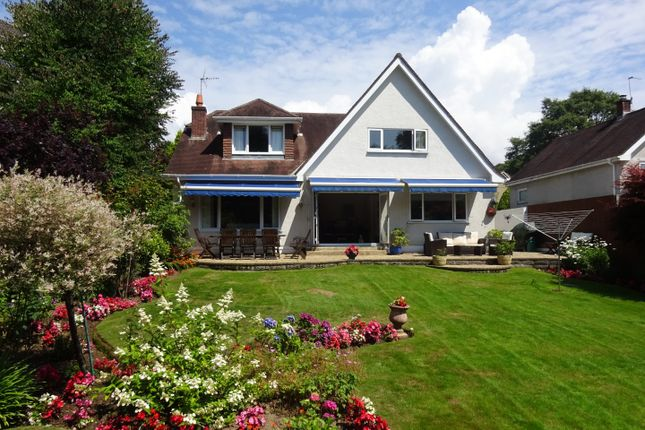 4 bed detached house for sale in Willowbrook Gardens, Mayals, Swansea