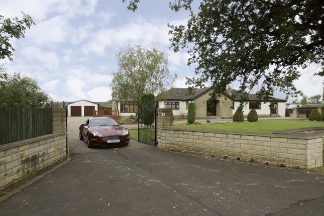 Thumbnail Bungalow for sale in Moss Road, By Dunmore, Falkirk, Forth Valley & The Trossachs