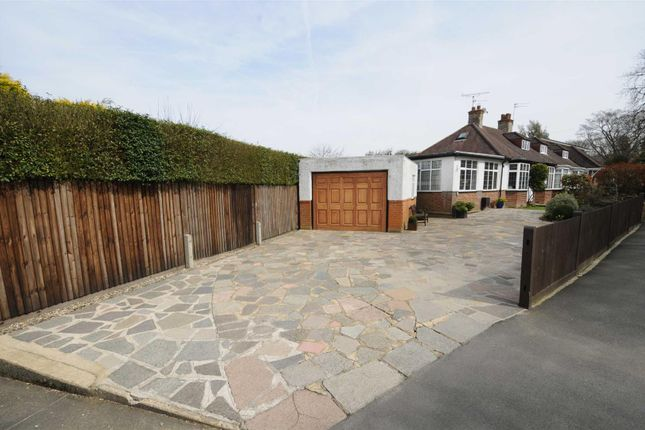 Thumbnail Semi-detached bungalow for sale in Grimsdyke Crescent, Barnet