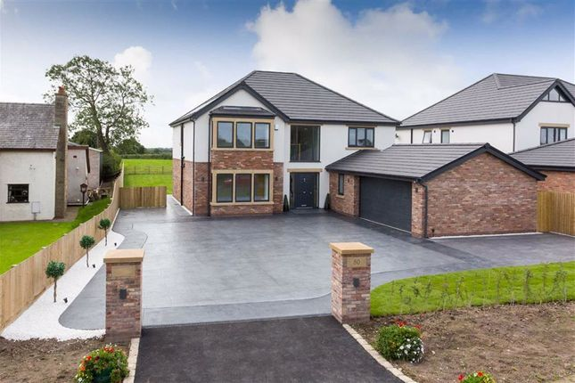 Thumbnail Detached house for sale in Darkinson Lane, Lea Town, Preston