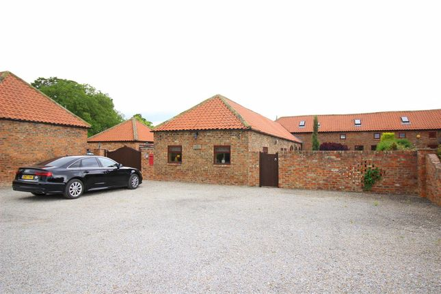 Thumbnail Barn conversion for sale in Ainderby Road, Romanby, Northallerton