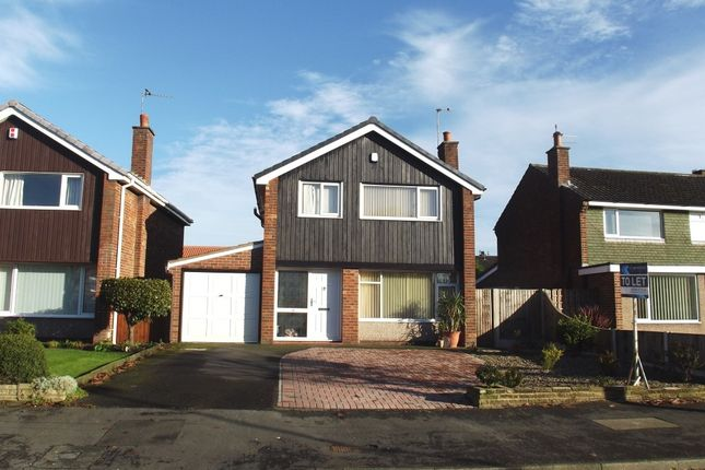 Thumbnail Detached house to rent in Ingle Head, Fulwood, Preston