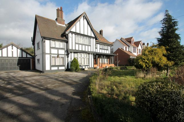 Thumbnail Property to rent in Sylvan Avenue, Hornchurch