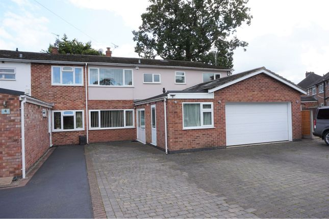 Thumbnail Semi-detached house to rent in Laurels Crescent, Coventry