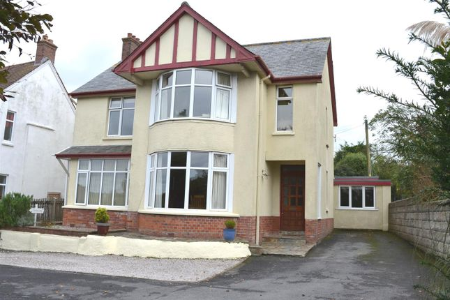 Thumbnail Detached house for sale in Sticklepath Hill, Sticklepath, Barnstaple