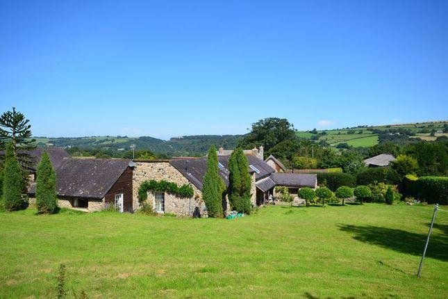 Thumbnail Property for sale in Great Drewston, Moretonhampstead, Devon