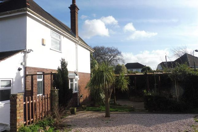 Thumbnail Semi-detached house to rent in Shiphay Lane, Torquay