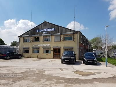 Thumbnail Light industrial for sale in Land & Buildings Station Yard, Station Road, Cottingham