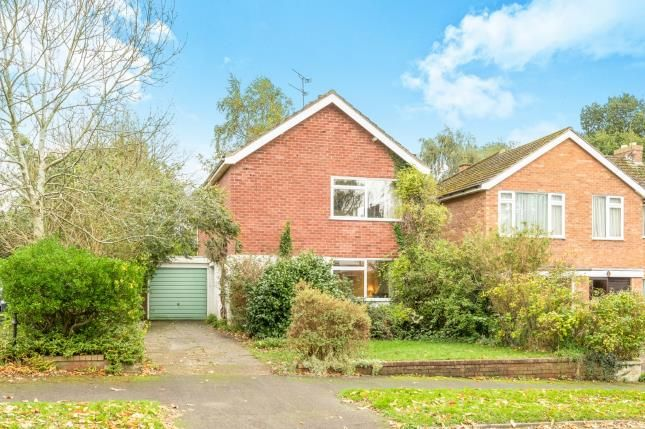 Thumbnail Detached house for sale in Blacklow Road, Warwick