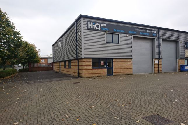 Thumbnail Light industrial to let in Mount Pleasant, Bath Road, Beckington, Frome