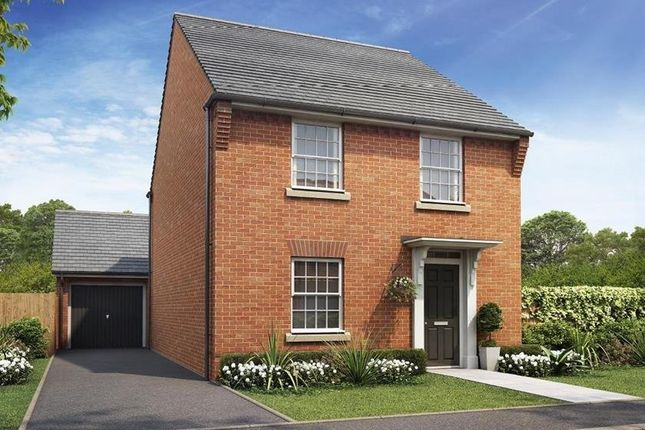 Thumbnail Detached house for sale in Blandford Way, Market Drayton