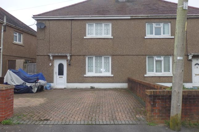 Thumbnail Semi-detached house to rent in Tirforgan, Llanelli
