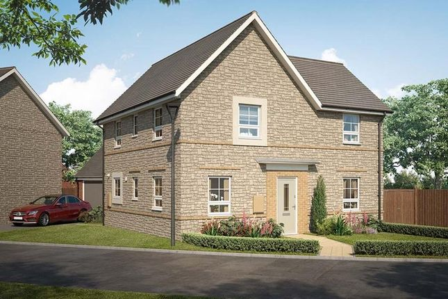 Thumbnail Detached house for sale in Mill Brook, Trowbridge Road, Westbury, Wiltshire
