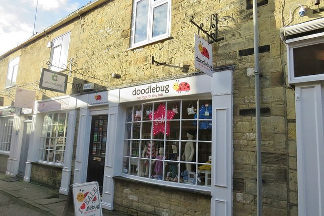 Thumbnail Retail premises for sale in Church Street, Wetherby