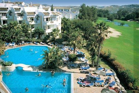 1 Complex of Spain, Málaga, Mijas, Mijas Golf