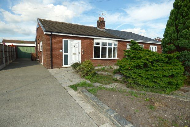 2 bed bungalow to rent in Holker Close, Preston PR5