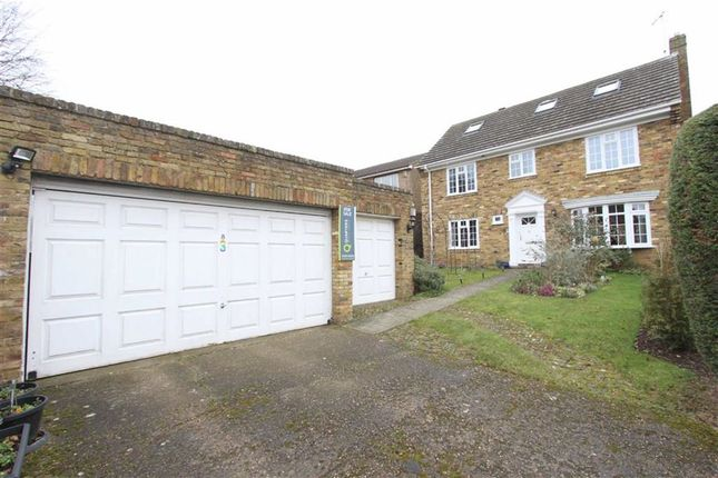 Thumbnail Detached house for sale in Grange Gardens, Heath And Reach, Leighton Buzzard