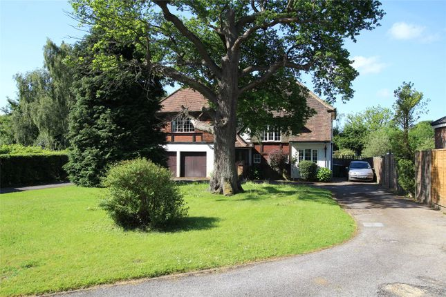 Thumbnail Detached house for sale in Marshalswick Lane, St. Albans, Hertfordshire