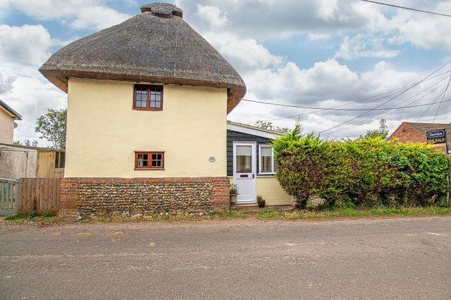Thumbnail Cottage for sale in Heath Road, Hessett, Bury St. Edmunds