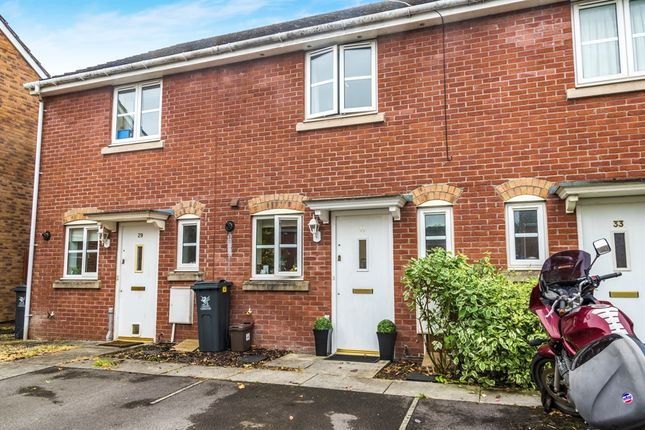 Thumbnail Terraced house for sale in Clos Chappell, St. Mellons, Cardiff