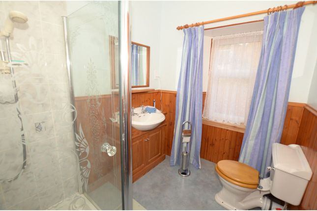 Shower Room of Middle Terrace, Kingussie PH21