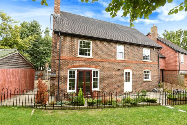 Thumbnail Detached house for sale in The Willows, Parbrook, Billingshurst, West Sussex