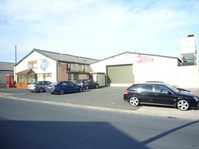 Thumbnail Light industrial for sale in 9A Cocker Avenue, Poulton Industrial Estate, Poulton Le Fylde, Lancashire