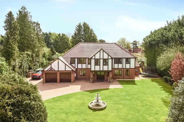 Thumbnail Detached house for sale in Stoke Court Drive, Stoke Poges, Buckinghamshire