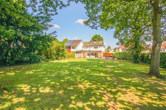 Thumbnail Semi-detached house for sale in Park Lane, Bishop's Stortford