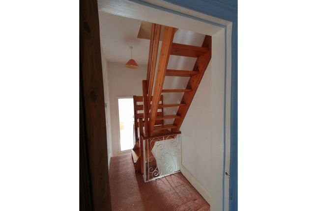 Staircase of Clumber Street, Hull HU5