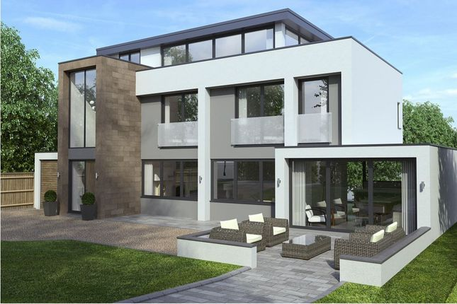 Thumbnail Detached house for sale in Victor Road, Dore, Sheffield