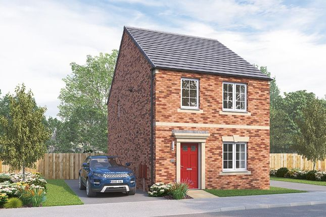 """Thumbnail Detached house for sale in """"The Kilmington Detached"""" at Carr Green Lane, Mapplewell, Barnsley"""