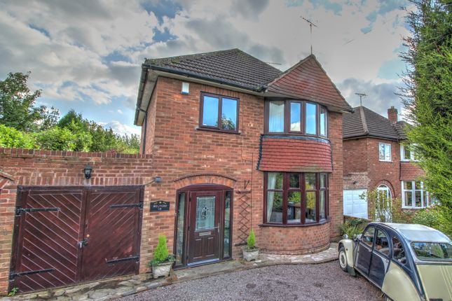 Thumbnail Detached house for sale in Harpur Road, Walsall