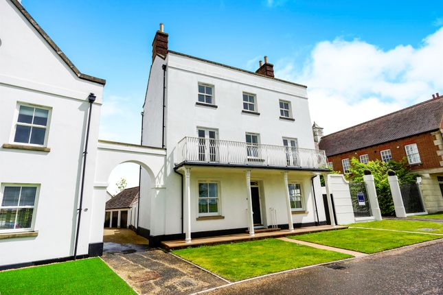Thumbnail Detached house for sale in Holmead Walk, Poundbury, Dorchester