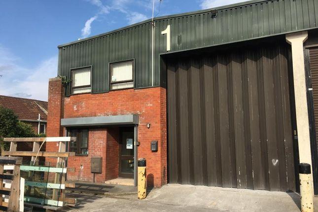 Industrial to let in Unit 1, Whitehall Trading Estate, Gerrish Avenue, Whitehall, Bristol