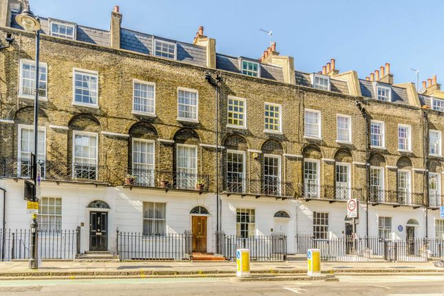 Thumbnail Property for sale in Claremont Square, Islington