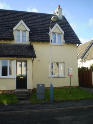 Thumbnail Town house to rent in Lakeside Road, Governors Hill, Douglas