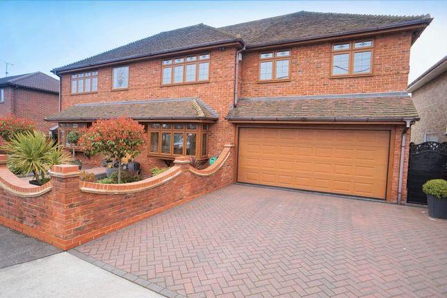Thumbnail Detached house for sale in Albert Road, Benfleet