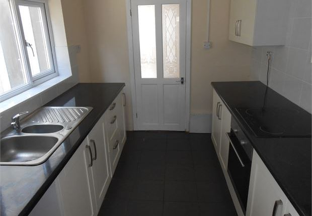 Thumbnail Terraced house to rent in Courtney Street, Manselton, Swansea