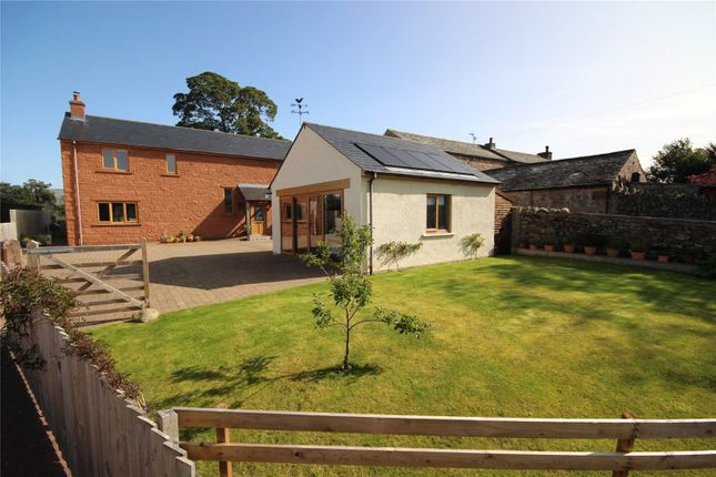Thumbnail Detached house for sale in Red House, North End, Bolton, Appleby-In-Westmorland