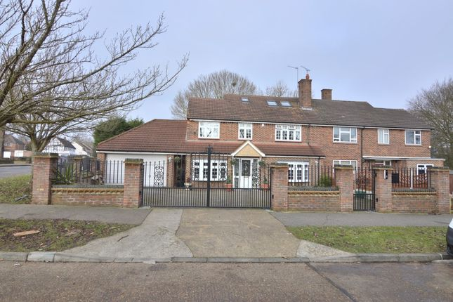 Thumbnail Semi-detached house for sale in Priory Road, Romford