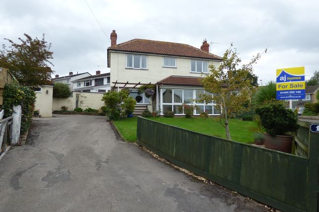 Thumbnail Detached house for sale in Langthorn Close, Frampton Cotterell, Bristol