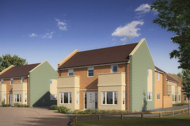"Thumbnail Detached house for sale in ""The Elysian"" at Harp Hill, Charlton Kings, Cheltenham"