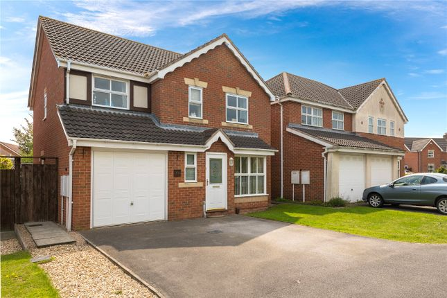 Thumbnail Detached house for sale in Edgehill Drive, Newark