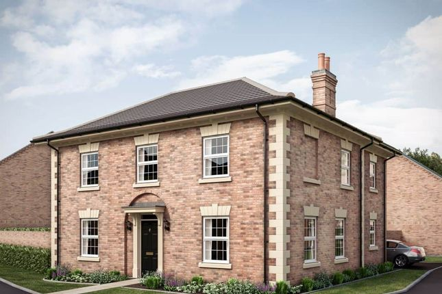"""Thumbnail Detached house for sale in """"The Groomsbridge"""" at Harvest Road, Market Harborough"""