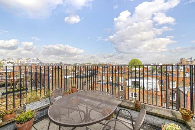 Terrace of Bina Gardens, London SW5
